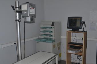Radiologie vétérinaire à Baccarat